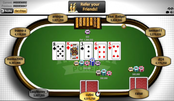 Judi Poker Multiplayer With Friends